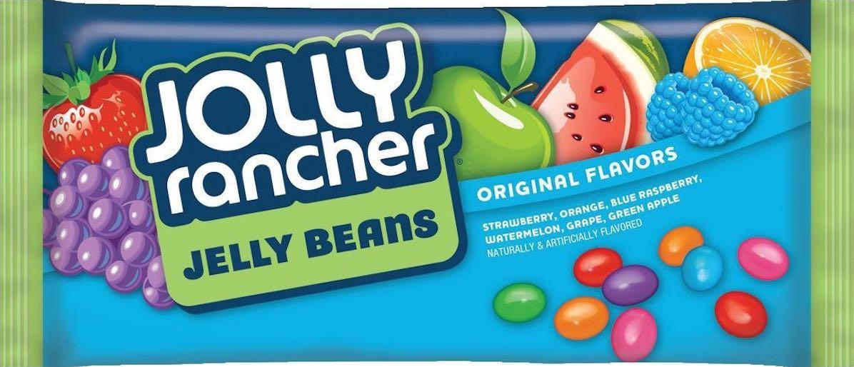 Jolly Rancher Jelly Beans: Original Flavors packaging