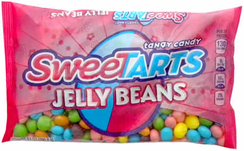 SweeTarts Jelly Beans packaging