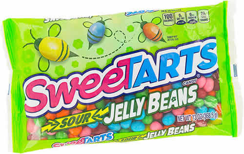 SweeTarts Sour Jelly Beans packaging